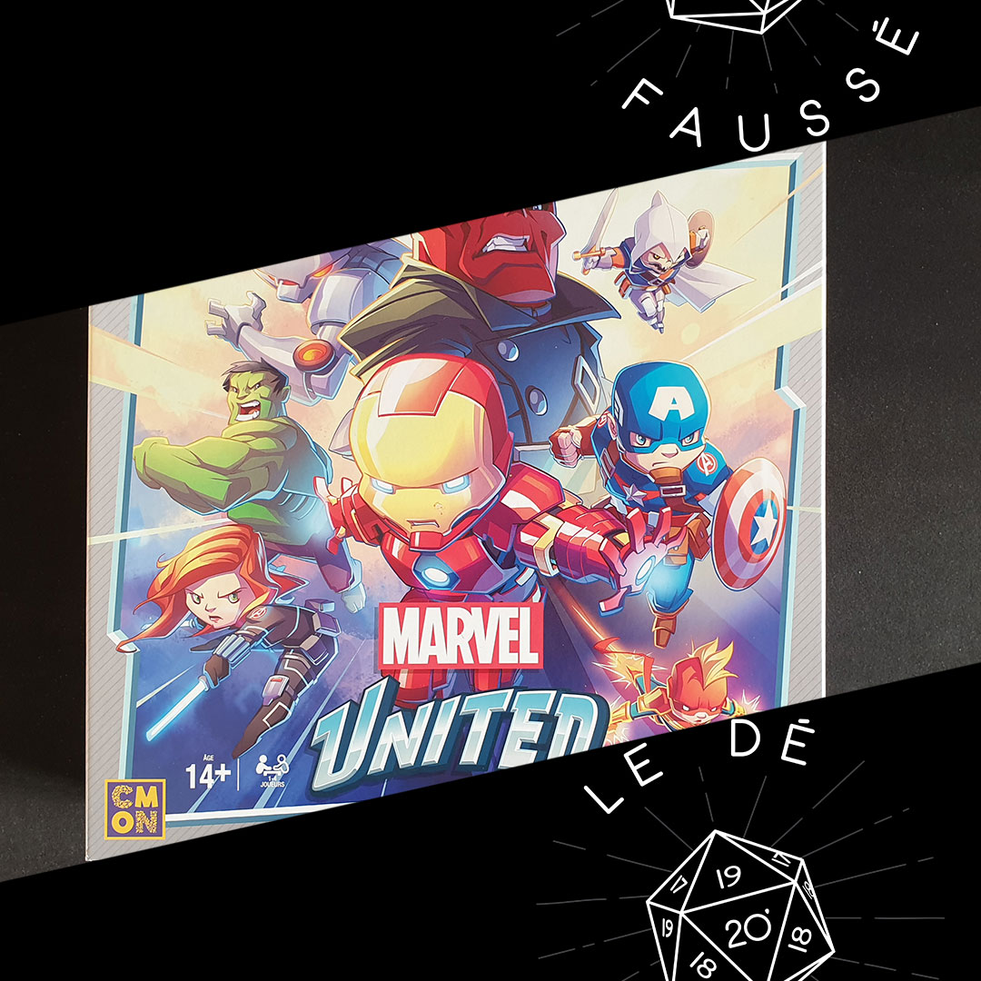 114 - Marvel United