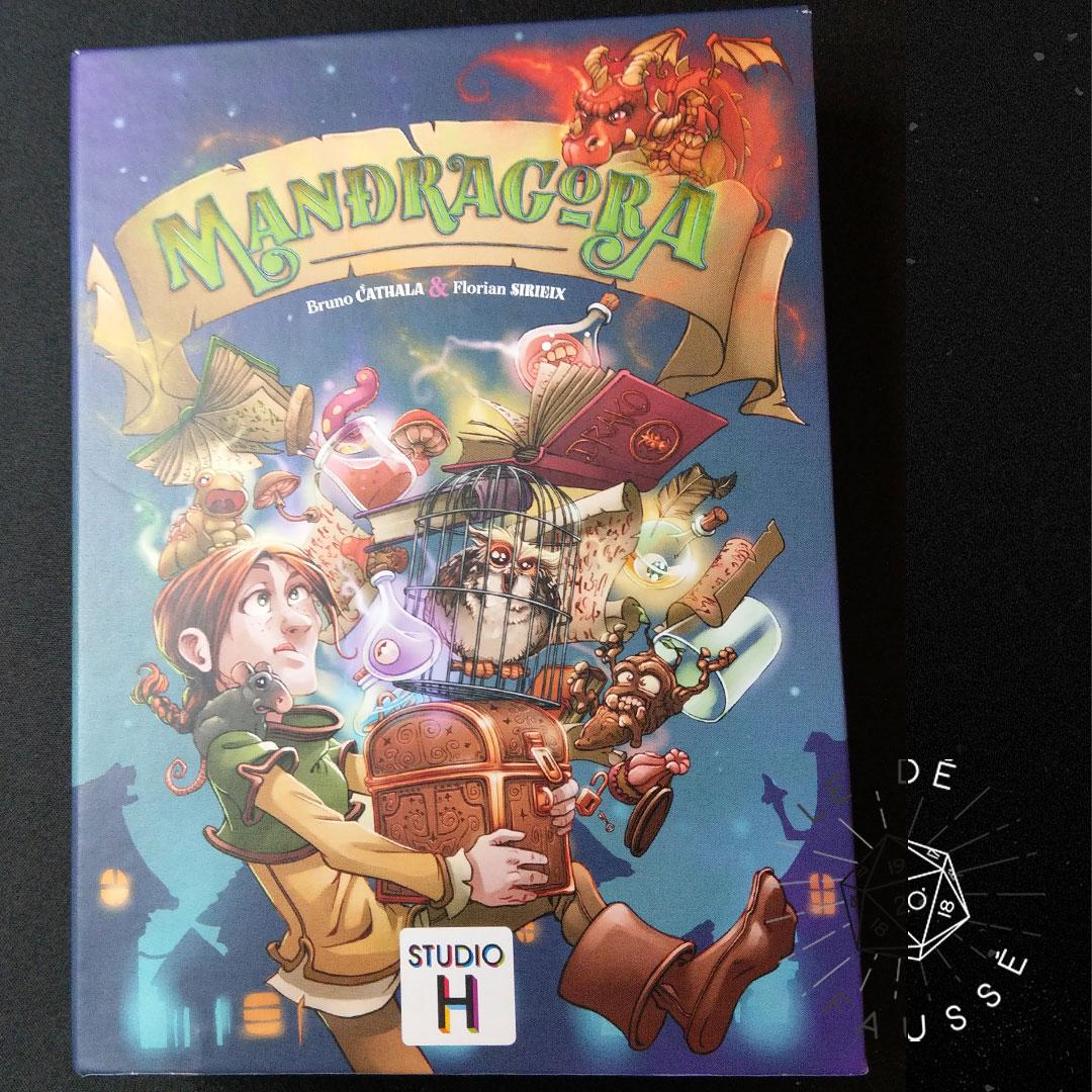 136 - Mandragora