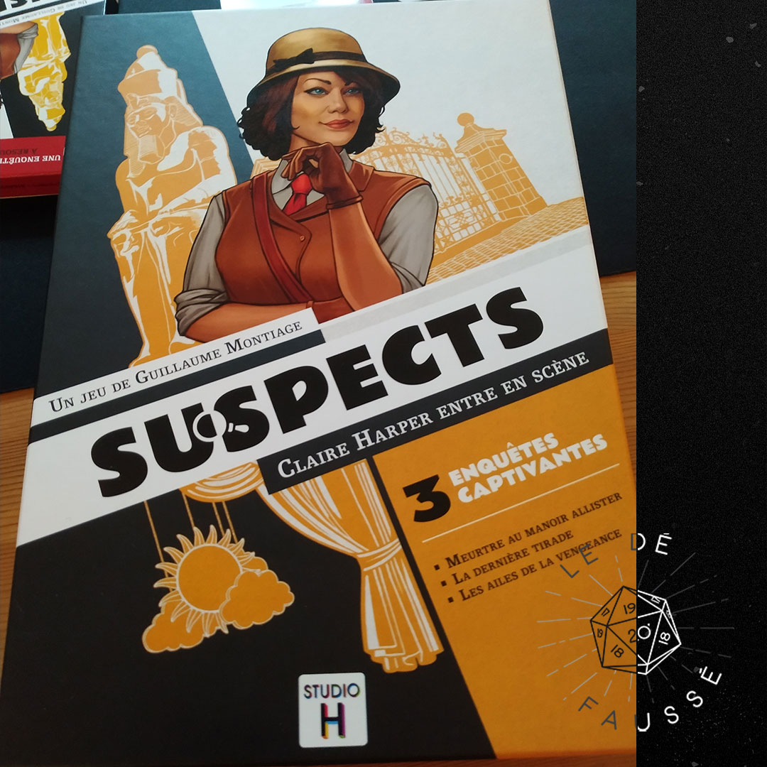 141 - Suspects